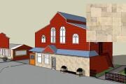 3D-визуализация ландшафтных проектов 14 - kwork.ru