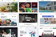 ПАК 1000 шаблонов и дополнений для WordPress 131 - kwork.ru