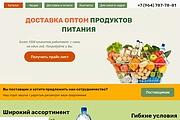 Скопирую Landing Page, Одностраничный сайт 180 - kwork.ru