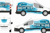 Дизайн оклейки авто 7 - kwork.ru