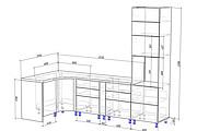 Конструкторская документация для изготовления мебели 232 - kwork.ru