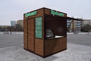 3D модель и визуализацию торгового места 57 - kwork.ru