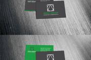 Макет визитки 48 - kwork.ru