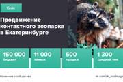 Продающий Promo-баннер для Вашей соц. сети 54 - kwork.ru