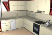 Создам 3D дизайн-проект кухни вашей мечты 34 - kwork.ru