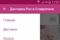Конвертирую Ваш сайт в удобное Android приложение + публикация 161 - kwork.ru
