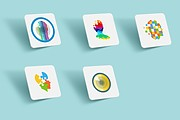 До 10 иконок или кнопок для проекта 26 - kwork.ru