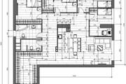 Разработка 3 вариантов планировки квартиры 43 - kwork.ru
