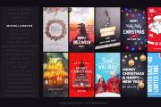 600+ Шаблонов для Instagram, Facebook, Twitter и Pinterest 7 - kwork.ru