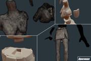 Blender l 3Д моделирование 90 - kwork.ru