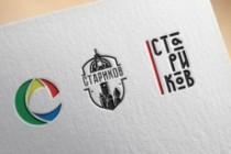 Разработка уникального логотипа 142 - kwork.ru