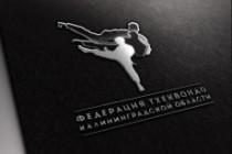 Разработка уникального логотипа 141 - kwork.ru