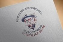 Разработка уникального логотипа 196 - kwork.ru