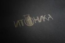 Разработка уникального логотипа 186 - kwork.ru