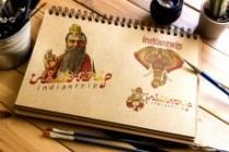 Разработка уникального логотипа 176 - kwork.ru