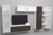 Визуализация мебели, предметная, в интерьере 92 - kwork.ru