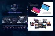 Оформление презентации товара, работы, услуги 122 - kwork.ru