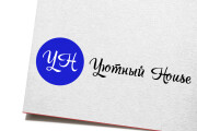 Нарисую логотип в векторе по вашему эскизу 115 - kwork.ru