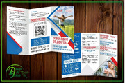 Дизайн буклетов 10 - kwork.ru