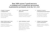 Скопировать Landing page, одностраничный сайт, посадочную страницу 149 - kwork.ru