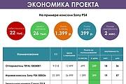 Исправлю дизайн презентации 126 - kwork.ru