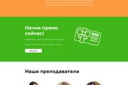 Создание современного лендинга на конструкторе Тильда 99 - kwork.ru