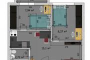 Интересные планировки квартир 145 - kwork.ru