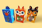 Дизайн упаковки или этикетки 114 - kwork.ru