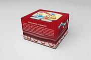 Дизайн упаковки или этикетки 109 - kwork.ru