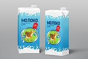 Дизайн упаковки или этикетки 123 - kwork.ru