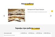 Сайт под ключ. Landing Page. Backend 471 - kwork.ru
