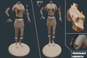Blender l 3Д моделирование 89 - kwork.ru