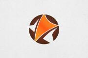 Разработаю 3 варианта модерн логотипа 180 - kwork.ru