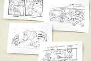 Нарисую для Вас иллюстрации в жанре карикатуры 440 - kwork.ru