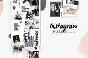 25000 шаблонов для Instagram, Вконтакте и Facebook + жирный Бонус 54 - kwork.ru
