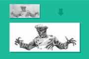 Преобразую в вектор растровое изображение любой сложности 151 - kwork.ru