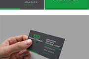 Макет визитки 47 - kwork.ru