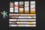 Продающие баннеры для вашего товара, услуги 135 - kwork.ru