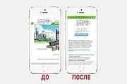 Адаптация сайта под все разрешения экранов и мобильные устройства 148 - kwork.ru