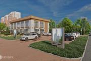 3D Визуализация коммерческих и административных зданий 13 - kwork.ru