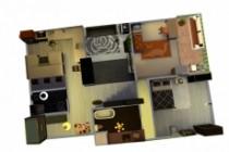 3d визуализация квартир и домов 250 - kwork.ru