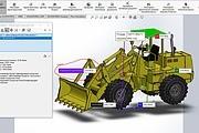 3D в SolidWorks. Расчеты. Чертежи 16 - kwork.ru