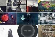 4050 Видео шаблонов для After Effects + Подарок 36 - kwork.ru