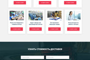 Сделаю продающий Лендинг для Вашего бизнеса 130 - kwork.ru