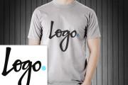 Добавить текст или фото на одежду футболку кофту 7 - kwork.ru