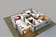 3D визуализация помещений 50 - kwork.ru