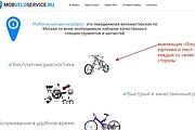 Лендинг для любых целей на Wordpress 152 - kwork.ru