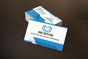 Разработаю дизайн оригинальной визитки. Исходник бесплатно 42 - kwork.ru