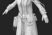 3D персонаж для игрового проекта 25 - kwork.ru