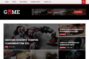 Magneto - новостная - журнальная multi concept Wordpress тема 5 - kwork.ru